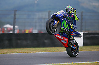 Valentino Rossi of Italy  and Movistar Yamaha MotoGP during the MotoGP Italy Grand Prix 2017 at Autodromo del Mugello, Florence, Italy on 4th June 2017. Photo by Danilo D'Auria.<br /> <br /> Danilo D'Auria/UK Sports Pics Ltd/Alterphotos /NortePhoto.com