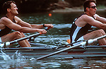 Rowing, Men, Double Sculls, Double Racing shell, Evan Jacobs and Tyler Peterson, Lake Washington Rowing Club, Seattle, released,  .