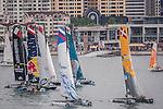 02 May 2015 - Extreme Sailing Series - Act 3 Qingdao 2015