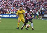 Junior igualó 1-1 ante Boca. Fase de grupos de la Conmebol Libertadores 2018.