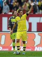 FUSSBALL   1. BUNDESLIGA  SAISON 2012/2013   2. Spieltag 1. FC Nuernberg - Borussia Dortmund       01.09.2012 Sebastian Kehl (Borussia Dortmund)
