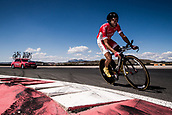 September 5th 2017, Circuito de Navarra, Spain; Cycling, Vuelta a Espana Stage 16, individual time trial; Daniel Navarro