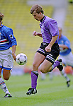 Brian Laudrup makes his Ibrox debut on Friday 5th August 1994 in the friendly against Sampdoria