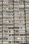 Arlington House, an eighteen storey 1960s residential apartment block designed by architects Russell Diplock Associates, is a landmark on the Margate seafront.