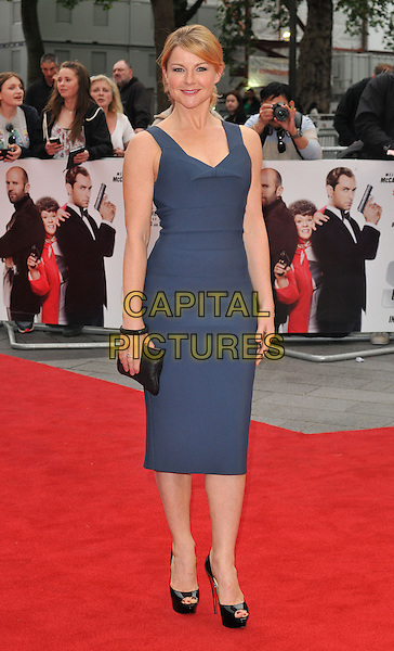 LONDON, ENGLAND - MAY 27: Sarah Hadland attends the &quot;Spy&quot; UK film premiere, Odeon Leicester Square cinema, Leicester Square, on Wednesday May 27, 2015 in London, England, UK. <br /> CAP/CAN<br /> &copy;CAN/Capital Pictures
