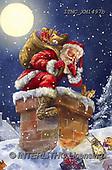 Marcello, CHRISTMAS SANTA, SNOWMAN, WEIHNACHTSMÄNNER, SCHNEEMÄNNER, PAPÁ NOEL, MUÑECOS DE NIEVE, paintings+++++,ITMCXM1497B,#X#
