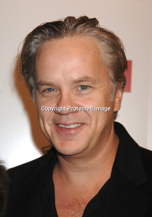 Tim Robbins..arriving at The National Hockey League and FHM Magazine Party to celebrate the 2006-2007 hockey season at Marquee on September 27, 2006. ..Robin Platzer, Twin Images
