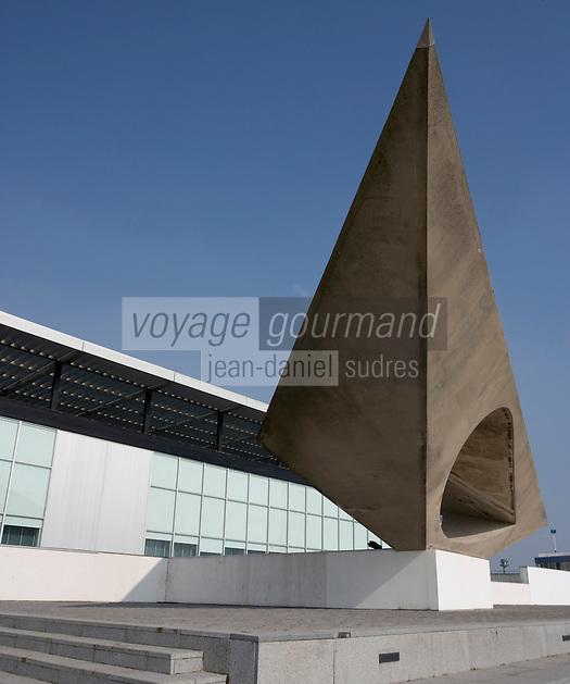 Europe/France/Haute-Normandie/76/Seine-Maritime/Le Havre: le musée des Beaux Arts André Malraux