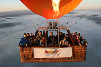 20120727 July 27 Hot Air Balloon Gold Coast
