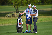 Joost Luiten (NLD) looks over his second shot on 2 during day 2 of the Valero Texas Open, at the TPC San Antonio Oaks Course, San Antonio, Texas, USA. 4/5/2019.<br /> Picture: Golffile | Ken Murray<br /> <br /> <br /> All photo usage must carry mandatory copyright credit (&copy; Golffile | Ken Murray)