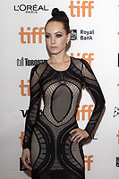 www.acepixs.com<br /> <br /> September 10 2017, Toronto<br /> <br /> Ksenia Solo arriving at the premiere of 'Mother!' during the 42nd Toronto International Film Festival, at the Princess of Wales Theatre on September 10 2017 in Toronto, Canada<br /> <br /> By Line: Famous/ACE Pictures<br /> <br /> <br /> ACE Pictures Inc<br /> Tel: 6467670430<br /> Email: info@acepixs.com<br /> www.acepixs.com