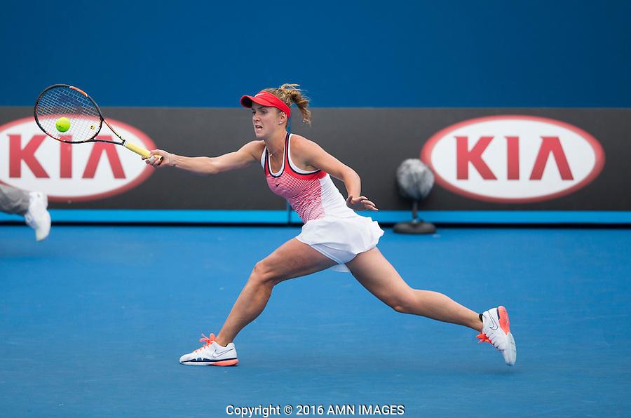 ELINA SVITOLINA (UKR)<br /> <br /> TENNIS - GRAND SLAM ITF / ATP  / WTA - Australian Open -  Melbourne Park - Melbourne - Victoria - Australia  - 21 January 2016<br /> <br /> &copy; AMN IMAGES
