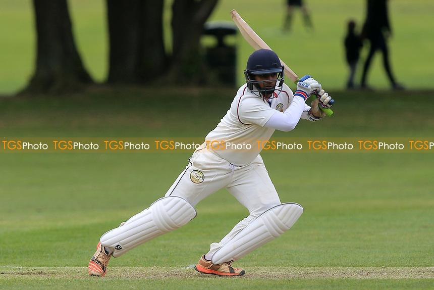 Harold Wood CC vs Ilford CC, Shepherd Neame Essex League Cricket at Harold Wood Park on 29th April 2017
