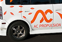 Electric, AC car, vehicle
