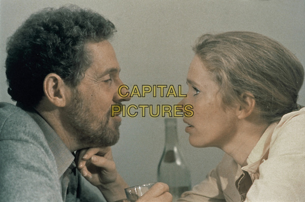 Erland Josephson & Liv Ullmann .in Scenes from a Marriage (Scener ur ett aktenskap).*Filmstill - Editorial Use Only*.CAP/PLF.Supplied by Capital Pictures.