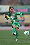Azusa Iwashimizu (Beleza), .MARCH 23, 2013 - Football /Soccer : .Plenus Nadeshiko League 2013 .between NTV Beleza 2-0 FC Kibikokusaidaigaku Charme .at Ajinomoto Stadium West Field, Tokyo, Japan. .(Photo by YUTAKA/AFLO SPORT) [1040]