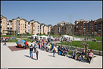 CIRCOSCRIZIONE 6 - Giardini ex CEAT in via Leoncavallo. La Festa di Primavera.