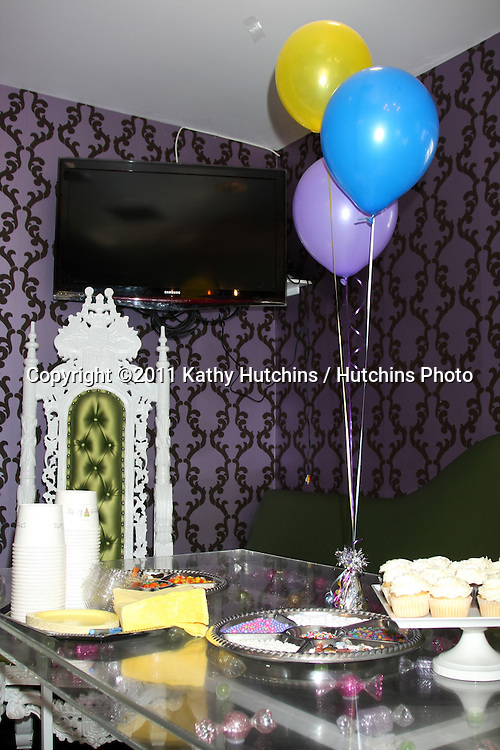 "LOS ANGELES - NOV 5:  Atmosphere at the ""YOU AND ME"" Book Party at SweetHarts on November 5, 2011 in Sherman Oaks, CA"