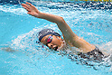 Shino Yamanaka (JPN), OCTOBER 30, 2011 - Modern Pentathlon : The 2nd All Japan Women's Modern Pentathlon Championships 200m freestyle swimming at JSDF Physical Training School, Saitama, Japan. (Photo by YUTAKA/AFLO SPORT) [1040]