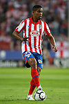 Atletico de Madrid's Cleber Santana during La Liga match. September 24 2009. .(ALTERPHOTOS/Acero).