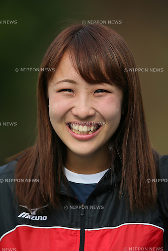 Anna Fujimori, <br /> APRIL 13, 2014 - Athletics : <br /> The 8th Iwakabe Cup <br /> at Kamiyugi Park Athletic Stadium, Tokyo, Japan. <br /> (Photo by YUTAKA/AFLO SPORT)
