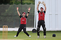 during North Middlesex CC vs Hampstead CC, Middlesex County League Cricket at Park Road on 25th May 2019