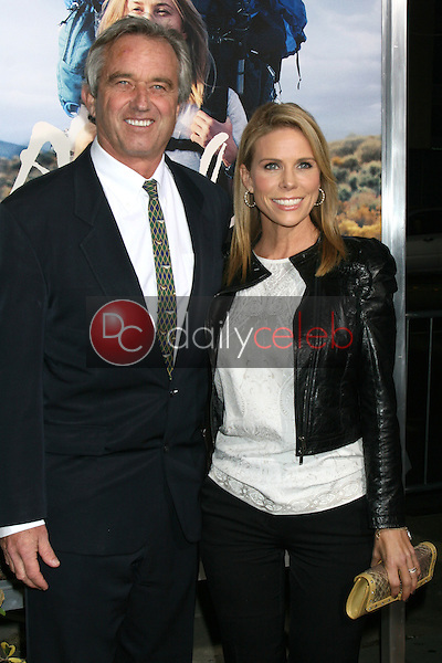 Cheryl Hines, Robert F. Kennedy Jr.<br />