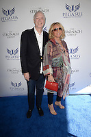 www.acepixs.com<br /> <br /> January 28 2017, Hallandale, FL<br /> <br /> Roy Black and Lea Black arriving at the Pegasus World Cup at Gulfstream Park on January 28, 2017 in Hallandale, Florida.<br /> <br /> By Line: Solar/ACE Pictures<br /> <br /> ACE Pictures Inc<br /> Tel: 6467670430<br /> Email: info@acepixs.com<br /> www.acepixs.com