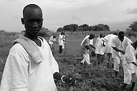 South Sudan - Prisoners Farm