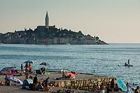 Rovigno, Istria, Croatia