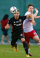 Washington, D.C. - Sunday October 22, 2017: The New York Red Bulls defeated D.C. United 2-1 in the final MLS match at RFK Stadium.