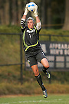 31 March 2007: Kansas City goalkeeper Kevin Hartman, pregame. The Kansas City Wizards tied the Columbus Crew 0-0 at Spry Stadium in Winston-Salem, North Carolina in an MLS preseason match.