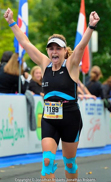 Ironman 70.3 Syracuse 2010