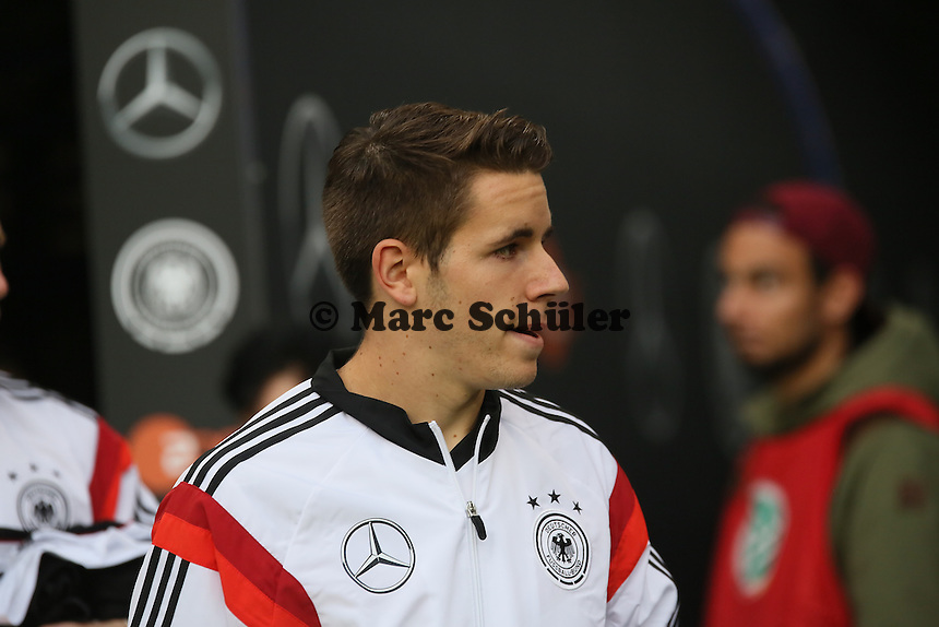 Maximilian Arnold (D) - Deutschland vs. Polen, WM-Vorbereitung Testspiel, Imtech Arena Hamburg