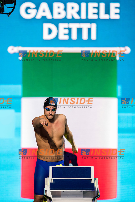 DETTI Gabriele ITA<br /> Men's 1500m Freestyle<br /> 13th Fina World Swimming Championships 25m <br /> Windsor  Dec. 11th, 2016 - Day06 Finals<br /> WFCU Centre - Windsor Ontario Canada CAN <br /> 20161211 WFCU Centre - Windsor Ontario Canada CAN <br /> Photo &copy; Giorgio Scala/Deepbluemedia/Insidefoto