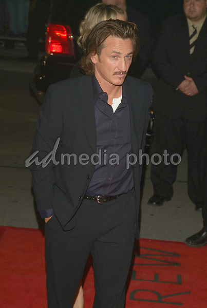 "10 September 2006 - Toronto, Ontario, Canada - Sean Penn. ""All The Kings Men"" Press Premiere during the 2006 Toronto International Film Festival held at Roy Thomson Hall. Photo Credit: Brent Perniac/AdMedia"