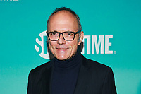 "NEW YORK - NOVEMBER 14: Michael Tolkin attends the premiere of Showtime's limited series ""Escape at Dannemora"" at Alice Tully Hall in Lincoln Center on November 14, 2018 in New York City. (Photo by Jason Mendez/Showtime/PictureGroup)"