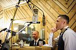 Michael Arenella Studio Recording