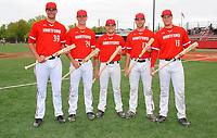 UHart Baseball Senior Day 5/13/2017