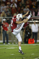 4 November 2006: Jay Ottovegio during Stanford's 42-0 loss to USC at Stanford Stadium in Stanford, CA.