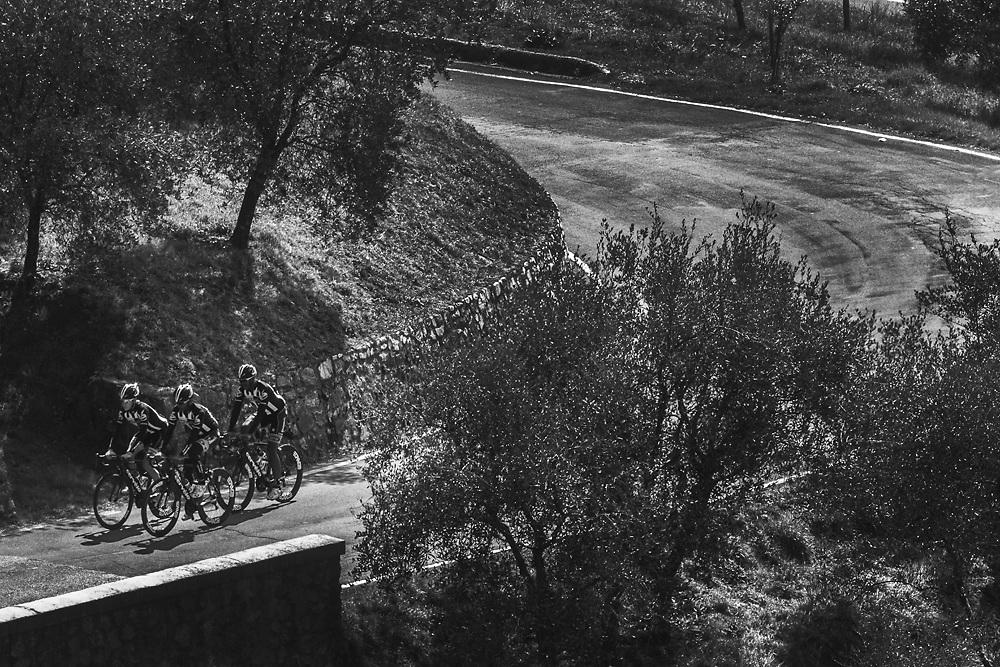 Italy - Feature - Tour De France - MTN Team Qhubeka the