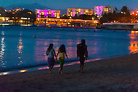 Anse Vata Beach, Noumea, Grand Terre, New Caledonia