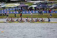 Race: 381  Event: F 8+  Final<br /> <br /> British Rowing Masters Championships 2018<br /> Sunday<br /> <br /> To purchase this photo, or to see pricing information for Prints and Downloads, click the blue 'Add to Cart' button at the top-right of the page.