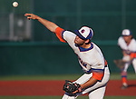 Bishop Gorman's Cody Roper pitches against Coronado in the state championship baseball game at the University of Nevada, Reno, in Reno, Nev., on Saturday, May 19, 2012. Gorman won 11-1 for their seventh-straight NIAA 4A title..Photo by Cathleen Allison