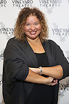 Liesl Tommy attends the photocall for the Vineyard Theatre production of 'Kid Victory' at Ripley Grier on January 5, 2017 in New York City.