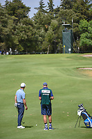 Paul Casey (GBR) looks over his approach shot on 14 during round 2 of the World Golf Championships, Mexico, Club De Golf Chapultepec, Mexico City, Mexico. 2/22/2019.<br /> Picture: Golffile | Ken Murray<br /> <br /> <br /> All photo usage must carry mandatory copyright credit (© Golffile | Ken Murray)