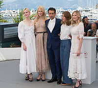Elle Fanning, Nicole Kidman, Colin Farrell, Sofia Coppola &amp; Kirsten Dunst at the photocall for &quot;The Beguiled&quot; at the 70th Festival de Cannes, Cannes, France. 24 May 2017<br /> Picture: Paul Smith/Featureflash/SilverHub 0208 004 5359 sales@silverhubmedia.com