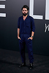 Moises Nieto attends to Yves Saint Laurent 'Libre' presentation at Real Fabrica de Tapices in Madrid, Spain. September 30, 2019. September 30, 2019. (ALTERPHOTOS/A. Perez Meca)
