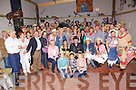 Barn Dance Retirement - Firends, family and colleagues of Ciara?n Fitzgerald gathered at his home in Knockanish on Saturday night for a Barn Dance & Bar-B-Q to celebrate his retirement freom The Gaurda after 30 years..