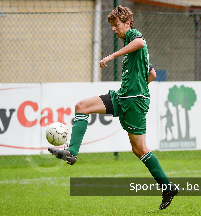 Jong Male : Kevin Deslypere <br /> Foto VDB / Bart Vandenbroucke